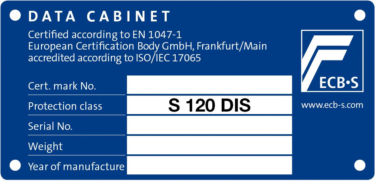 ECB-S label